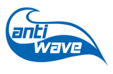 Anti-Wave Pool Products Logo