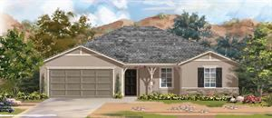 Construction is under way on the country's first solar home with back-up battery power in KB Home's Alamosa community in Lancaster, Calif.