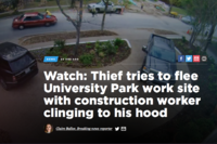 Theft at the Construction Site? Not This One.