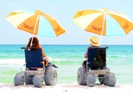 Beach and Aquatic Wheelchairs