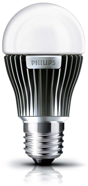 Master LED lamps  Philipsphilips.com  7-watt Luxeon Rebel LED alternative to incandescent, halogen, or compact flourescent lamps Life span up to 45,000 hours with an 80 percent energy savings over low-wattage halogen Mercury- and lead-free Instant start Compatible with GU 10, NR63, or Edison E27 lamp bases