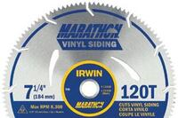Launch Time: Irwin Marathon Vinyl Siding Blade