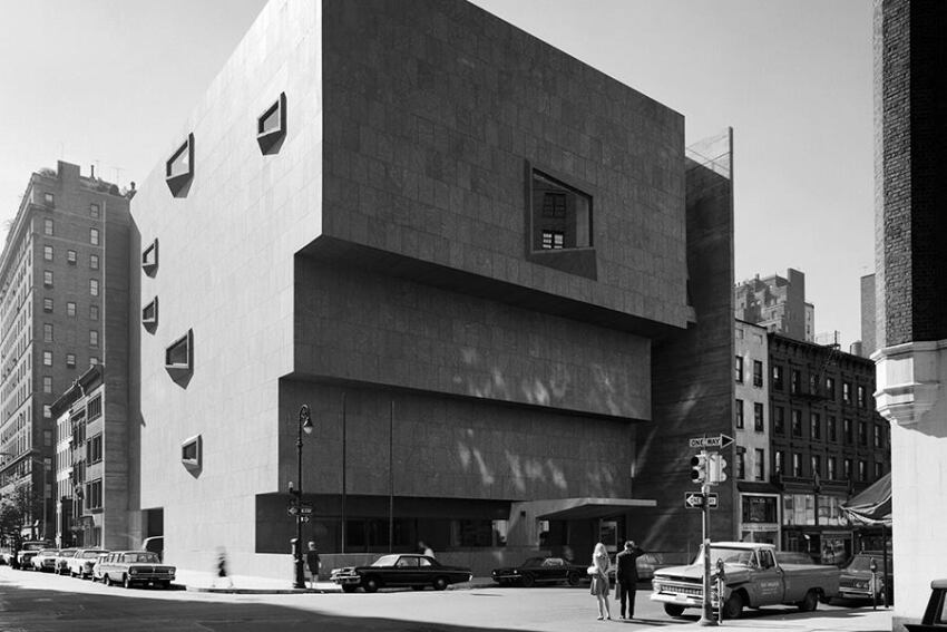 An Ode to Breuer's Brutalist Whitney as the Museum Relocates to its New Downtown Hub