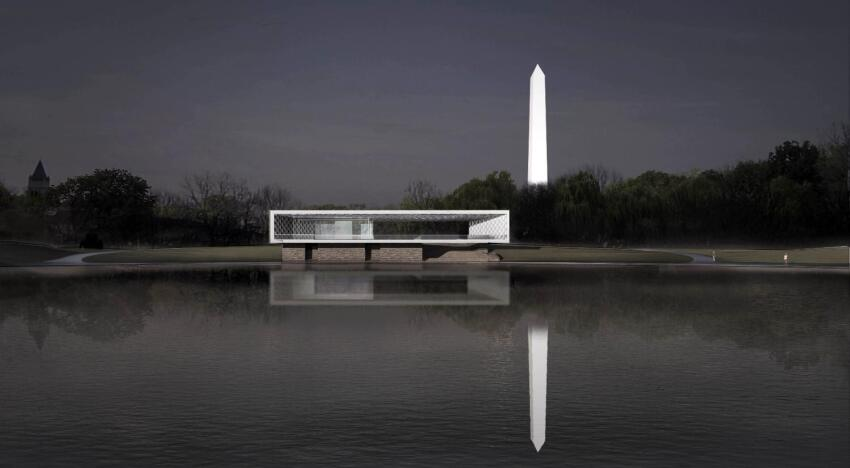 National Mall's Constitution Gardens Redesign Approved and Moving Forward
