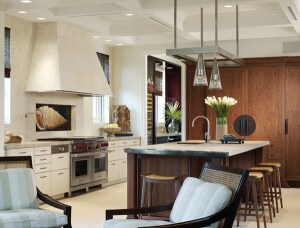 Kitchen design by Mick De Giulio