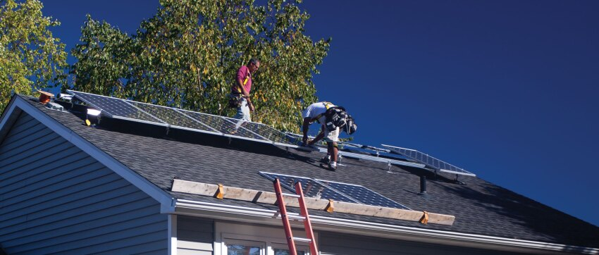 Before Installing Solar Panels, Check the Roof