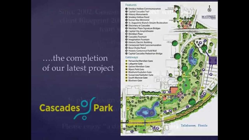 Cascades Park: A stormwater management solution disguised as a 25-acre park