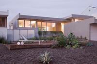 Schindler House on Ellis Avenue, Inglewood, Calif.
