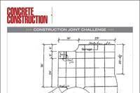 2009 Construction Joint Challenge Winner