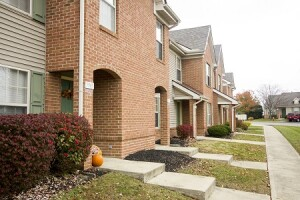 Financing from the Strong Families Fund will help support the rehabilitation and resident service coordination at Abbey Church Village, a 160-unit apartment community in Dublin, Ohio. The property is owned by National Church Residences.