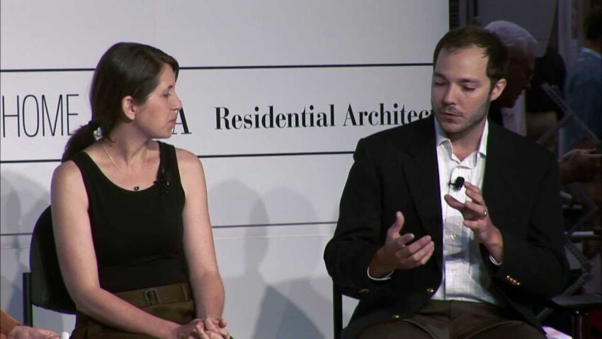 The New Norris House At ARCHITECT Live Part Three: Lesson Learned