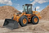 Case Construction Equipment + 521F wheel loader