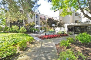 Montgomery Plaza Apartments in Hayward, Calif. was purchased for rehabilitation of 50 units of affordable seniors housing.