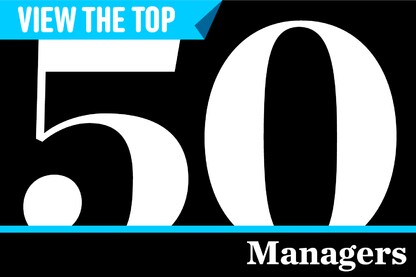 2012 Top 50 Managers