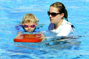 How to Partner Up with a Swim School
