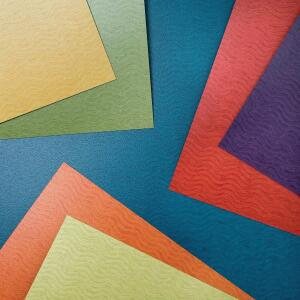 Go Wavy from Wilsonart Contract Laminate is designed for healthcare and education facilities. The high-pressure laminate is manufactured with materials from well-managed forests and recycled sources, and is certified by Scientific Certification Systems for recycled content. It is Forest Stewardship Council Chain-of-Custody and Greenguard Children and Schools certified, and comes in seven colors: pomegranate, eggplant, tangerine, sweet corn, sprout, kiwi, and blue agave. Go Wavy designs coordinate with Wilsonarts woodgrains and its Tea, Luna, Solid Surface Global Spa, and Global Gourmet series. wilsonartcontract.com