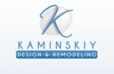 Kaminksiy Design & Remodeling Logo