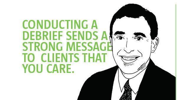 Rich Friedman, president of Friedman & Partners