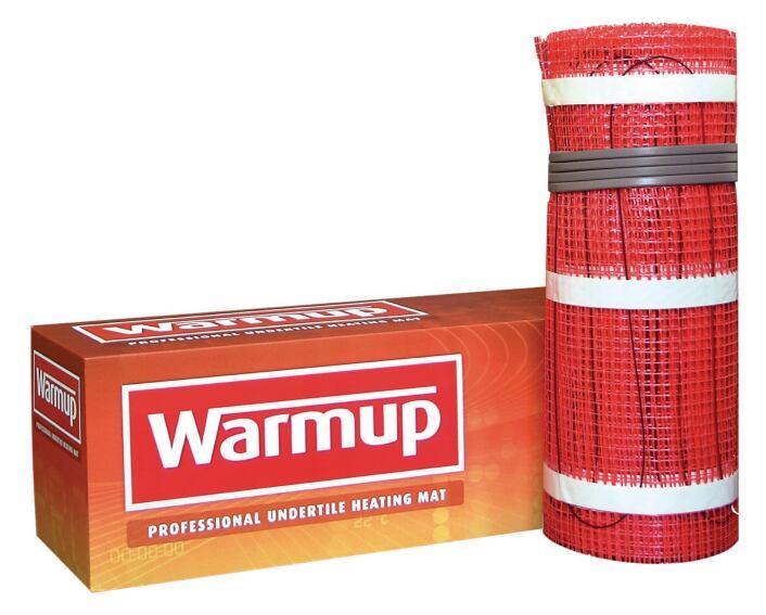 Warmup Underfloor Matting System