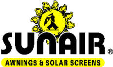 Sunair Awnings & Screens Logo