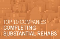 Top 10 Companies Completing Substantial Rehabs in 2015