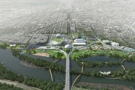 RFK Stadium-Armory Campus Masterplan