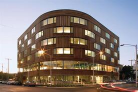 Seattle Care Cancer Alliance Patient House