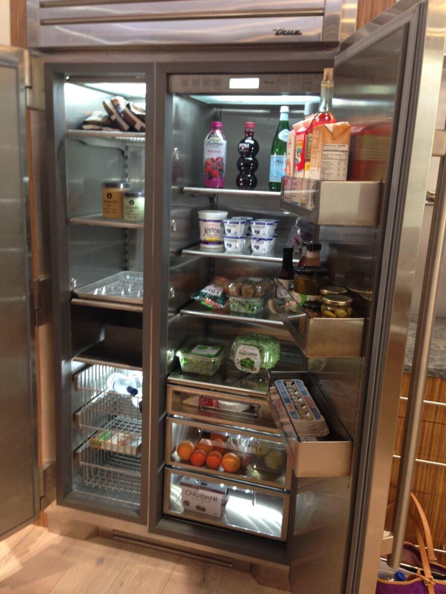 High end appliances shine at kbis 2015 custom home - High end kitchen appliances ...