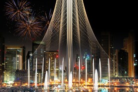 Dubai Creek Harbor Tower