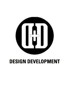 Design Development Architects - Logo