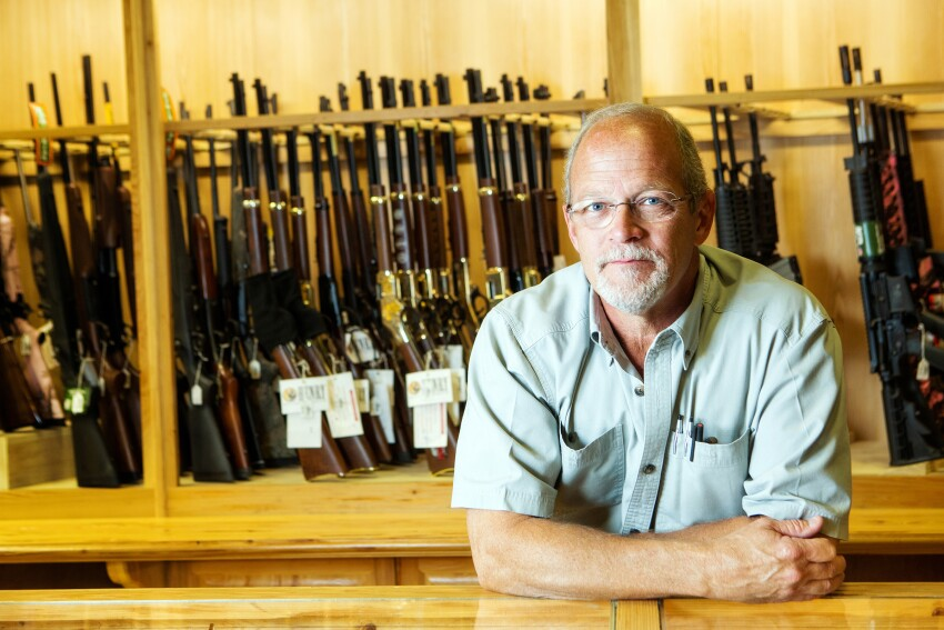 Meet the Louisiana Dealer Who Sells Guns and Lumber