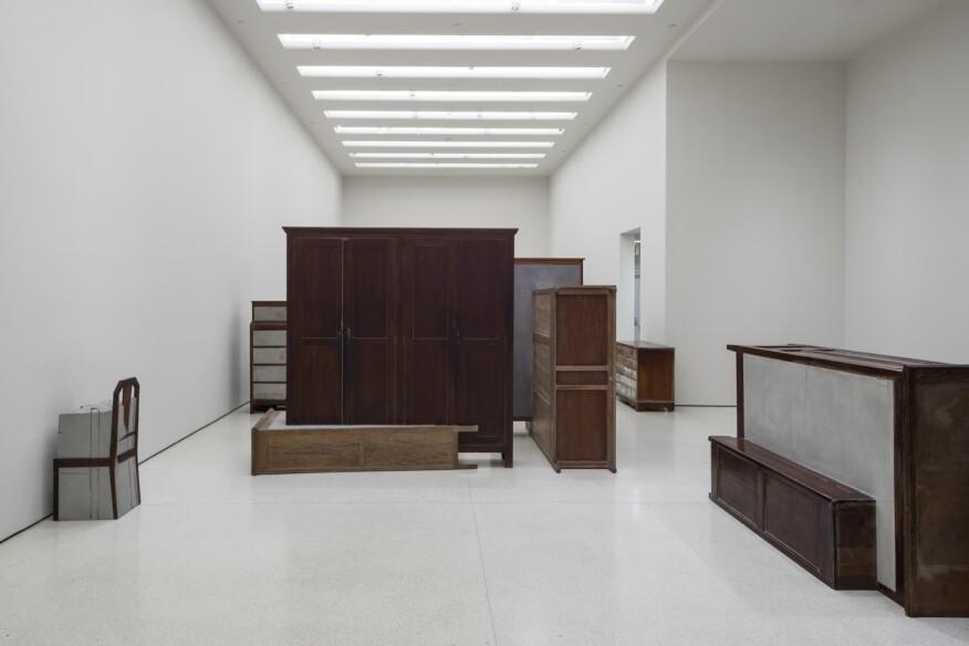 Doris Salcedo, Solomon R. Guggenheim Museum, New York, June 26–October 12, 2015