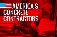 Are You One of America's Concrete Contractors?