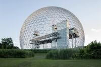 Buckminster Fuller's Biosphere Celebrates 50