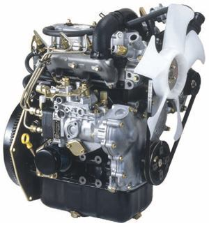 Briggs and Stratton Vanguard 3LC Turbo Diesel engine