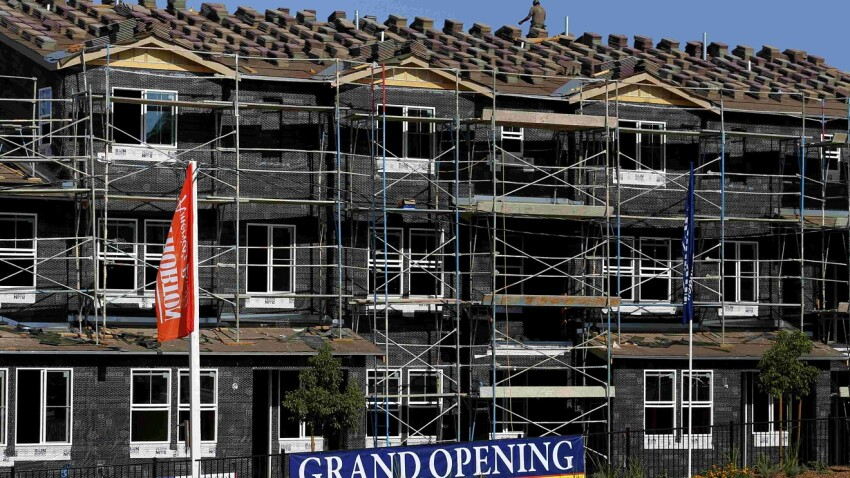 Housing Costs Continue to Soar, CPI Shows