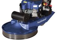 Propane-powered Polishing Machine