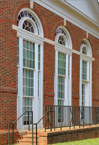 Triple Hung Windows : Open wider with large format windows doors remodeling