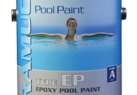 EP EPOXY  Premium low film build epoxy coating is formualted to provide ease of application and excellent coverage rates