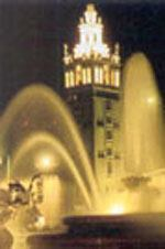 Kansas City, Mo.—home to the J.C. Nichols Memorial Fountain—will host the 2006 APWA Congress and Exhibition. Photo: Kansas City Visitors & Convention Association