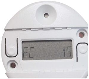LS-101 Daylighting Controller    Wattstopper/Legrandwww.wattstopper.com  Single zone controller - Turns light off or on when ambient light levels fall below or rise above set points - Digital display for easy programming adjustment - Factory settings prevent rapid cycling of artificial light during natural light fluctuation