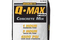 QUIKRETE Q-MAX Pro Concrete Mix