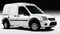 Ford 2010 Transit Connect Van