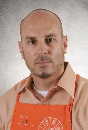J.T. Rieves, vice president of pro business, The Home Depot