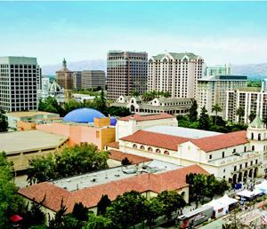 ON THE REBOUND: San Jose and the Silicon Valley constitute a strong market with good long-term fundamentals.