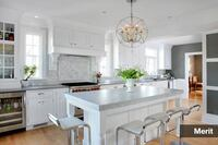 Merit Award, Kitchen Remodeling Over $100,000:  Well Connected