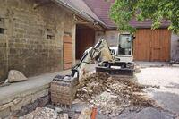 Terex TC75 Compact Crawler Excavator