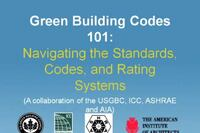 Green Building Codes 101