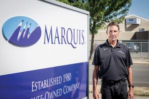 Dave Scott has signed with Marquis Spas to create training programs for users of the recently introduced swim spa.