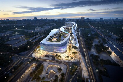 Sanya Integrated Commercial and Transportation Hub